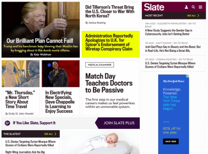More than 90 per cent of Slate editorial workers voted in favour of unionizing